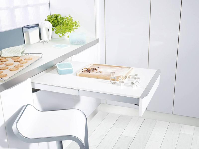 Mała kuchnia - 5 kroków jak funkcjonalnie ją urządzić fot.: Hafele
