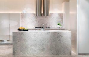 Marmur w kuchni, fot.: Woods Bagot Australia