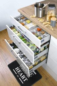 system szuflad Comfort Box